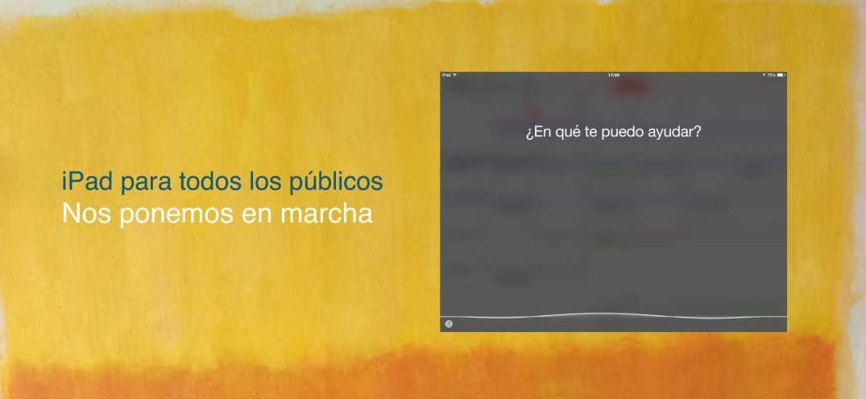 Talleres y cursos de iPad para todos los públicosII