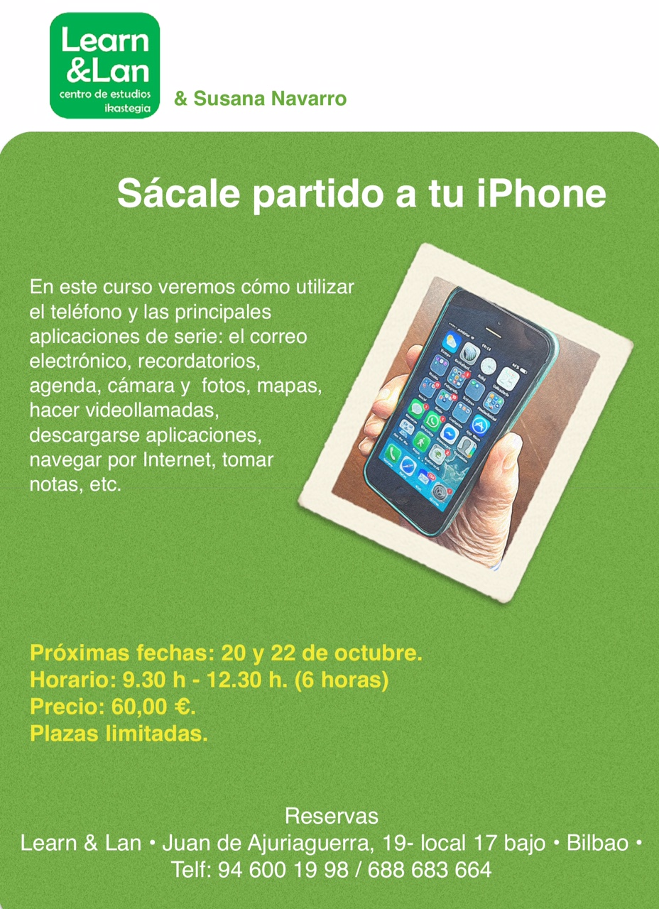 Sácale partido a tu iPhone
