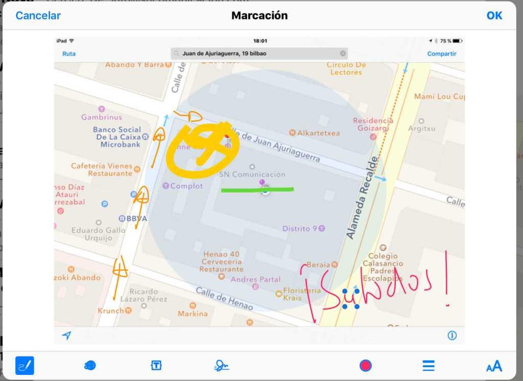 Marcar en email IOS 9.3.bis 2